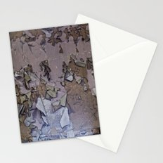 Paint Deterioration 2 Stationery Cards