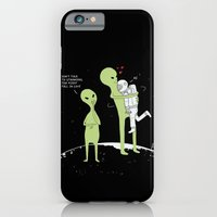 Don't talk to strangers, You might fall in love! iPhone 6 Slim Case