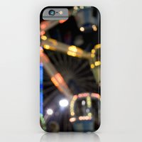 Seaside Boardwalk Lights iPhone 6 Slim Case