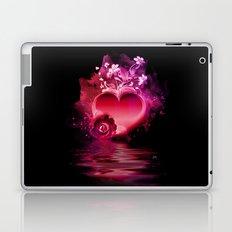 Flooding Heart Laptop & iPad Skin