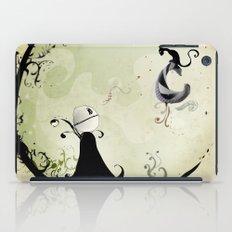 Cat Romance iPad Case