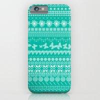 Teal-Licious iPhone 6 Slim Case