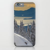 LIMITED EDITION OF 25  - KEVIN SANSALONE / HOWE SOUND SQUAMISH BC iPhone 6 Slim Case