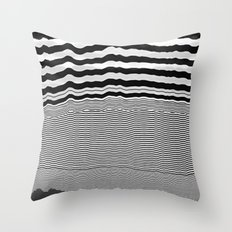 Untitled 20140630w Throw Pillow