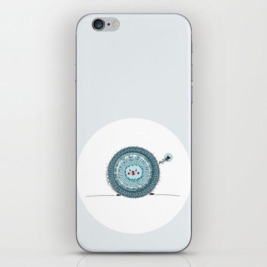 little ball of fur iPhone & iPod Skin