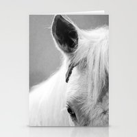 The White Horse Stationery Cards