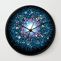 Gaming Supernova - AXOR … Wall Clock
