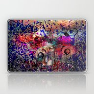 Mutation Laptop & iPad Skin