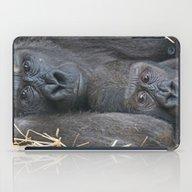 Two Gorillas 1115P iPad Case