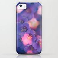 De FlowerDream iPhone 5c Slim Case