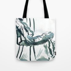 sunny chair  Tote Bag