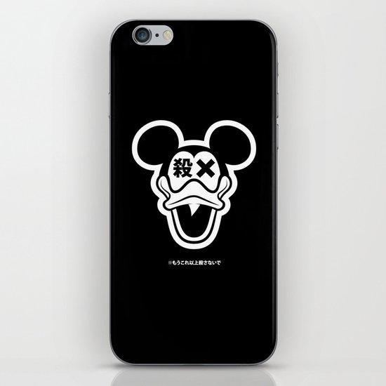 Mickey Duck iPhone & iPod Skin
