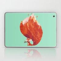 Kitsune (Fox of fire) Laptop & iPad Skin