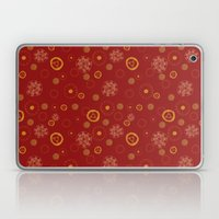 Arc Reactor Polka Dots Laptop & iPad Skin