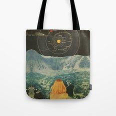 Orbitando  Tote Bag