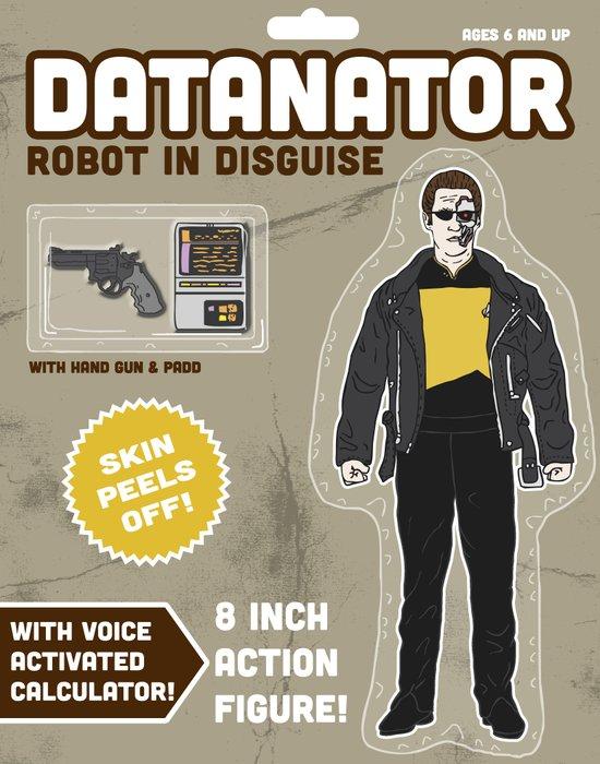 Datanator: Robot in Disguise Art Print