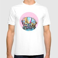 Lover Mens Fitted Tee White SMALL