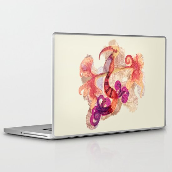 Equatorial life Laptop & iPad Skin