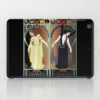Legend Nouveau - Mirrored iPad Case