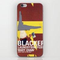 Mary Chain & Blacker Ban… iPhone & iPod Skin