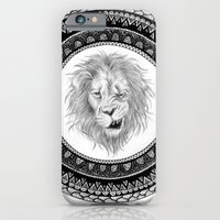 iPhone & iPod Case featuring Rawr by Anna Tromop Illustration