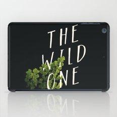 The Wild One iPad Case