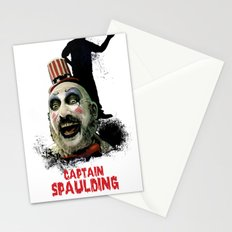 Captain Spaulding: Monster Madness Series Stationery Cards