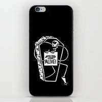 You Are Still Alive iPhone & iPod Skin