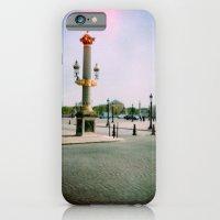 Place de la Concorde, Paris iPhone 6 Slim Case