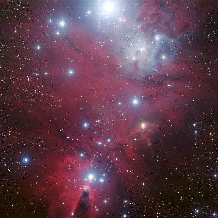 landscape space nebula - photo #18