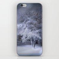Thursday Winter's Night iPhone & iPod Skin