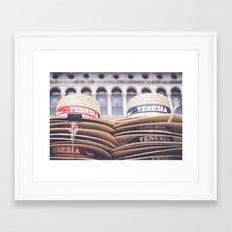 Venezia II Framed Art Print