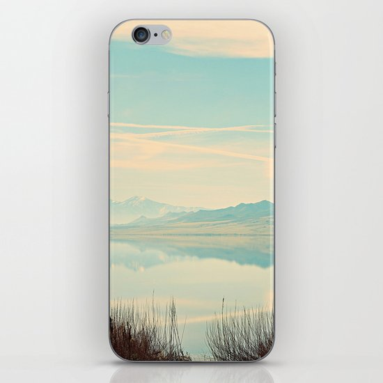 REFLECTIN' iPhone & iPod Skin
