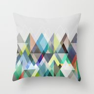 Graphic 115 Throw Pillow