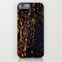 iPhone & iPod Case featuring The golden tree by Anna Brunk