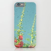 iPhone & iPod Case featuring Towers by Cassia Beck