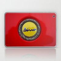 Ferrari Dino Laptop & iPad Skin