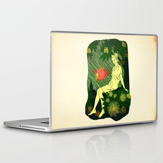 Divina Melancholia Laptop & iPad Skin