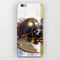 Bioshock Infinite: The SongBird iPhone & iPod Skin