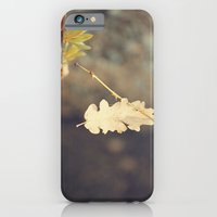 iPhone & iPod Case featuring Leaf. by Marta Zappia