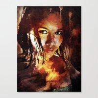 Syren Canvas Print