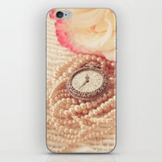 Time for Romance iPhone & iPod Skin