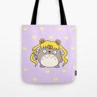 Sailor Ghibli Tote Bag