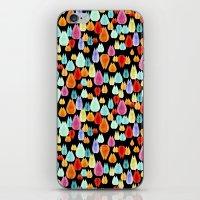 jewel drop iPhone & iPod Skin