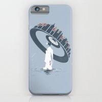 iPhone & iPod Case featuring Raining 2 by Bajibaj