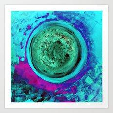 Circle #2 Art Print