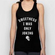 Sweetness Unisex Tank Top