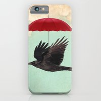 iPhone & iPod Case featuring Raven Cover by vin zzep