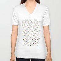 Koala pattern Unisex V-Neck