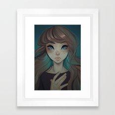 Astrology Framed Art Print